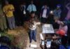 Bupati Letakan Batu Pertama Pembangunan Gapura Sion Namber dan Kantor Klasis Numfor