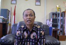 Kepala Dinas Kesehatan Provinsi Papua Barat, Otto Parorongan