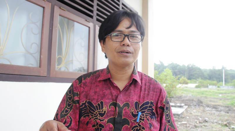 Program manager Community Emprowering on Natural Resources management Econusa, Natalie Jaya Tangkepayung