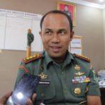 Dandim 1801/Manokwari, Kolonel Inf Juniras Lumban Toruan, S.Sos.,M.Si