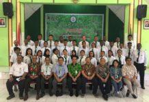 Bekerjasama Lembaga Sertifikasi Profesi, Polbangtan Manokwari Gelar Uji Kompetensi