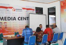 Romansa Adukan KPU ke Bawaslu Manokwari