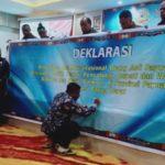 MRP dan MRPB Deklarasi Bupati dan Wabup OAP